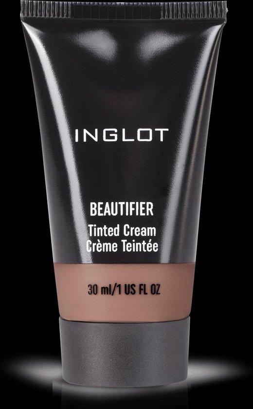 INGLOT Foundation – Beautifier Tinted Cream – Natuurlijke dekking