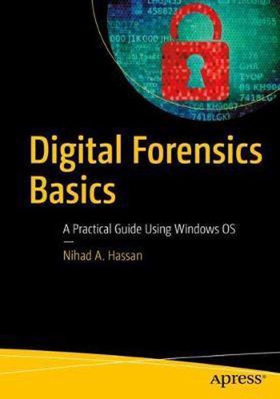 Boek cover Digital Forensics Basics van Nihad A. Hassan (Paperback)