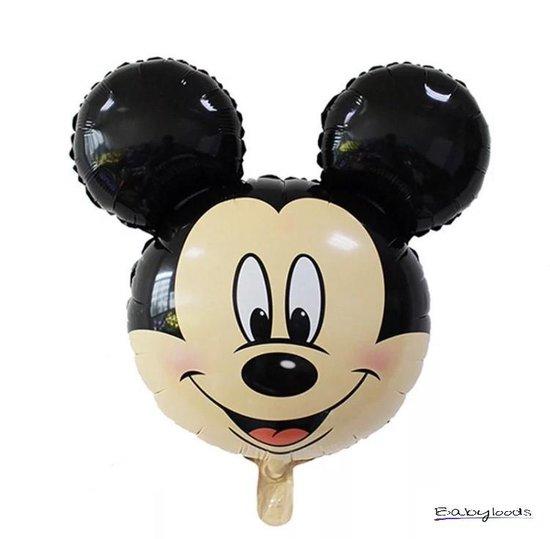 Folieballon Mickey Mouse - helium - 2 stuks