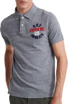 Superdry Heren CLASSIC SUPERSTATE S/S POLO Polo L