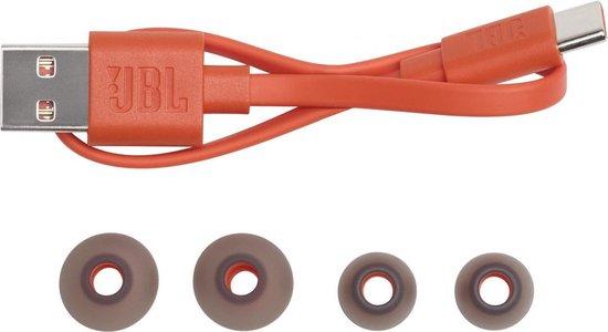 JBL Tune 125TWS Zwart - Volledig draadloze oordopjes