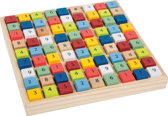Afbeelding van het spel Small Foot Houten Spel Sudoku ''Educate''
