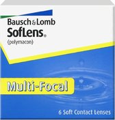 -4,75 - SofLens® Multi-Focal - Hoog - 6 pack - Maandlenzen - BC 8,80 - Multifocale contactlenzen