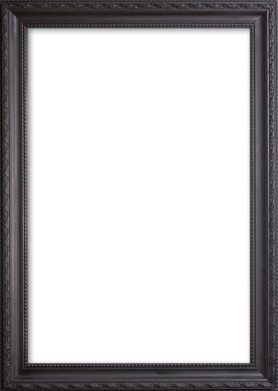 Barok Lijst 40x60 cm Zwart - Franklin