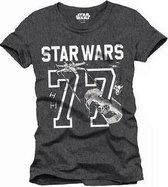 STAR WARS - T-Shirt Star Wars 77 (L)