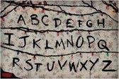 STRANGER THINGS - Letters - Poster 61x91cm