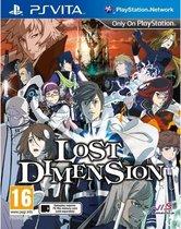 Lost Dimensions - PS Vita