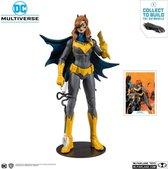 DC REBIRTH - Batgirl Art of the Crime - Action Figurine 18cm