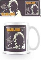 Elton John Goodbye Yellow Brick Road Single Mok