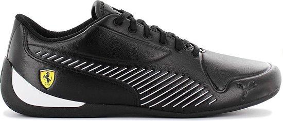 Puma FERRARI Drift Cat 7S Ultra SF - Heren Sneakers Sportschoenen Casual schoenen Zwart 306424-05 - Maat EU 43 UK 9