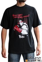 STREET FIGHTER - T-Shirt RYU Here Comes Men (XXL)