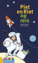 AVI groeiboeken  -   Piet en Riet op reis