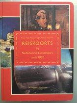 Reiskoorts bij Nederlandse kunstenaars sinds 1850