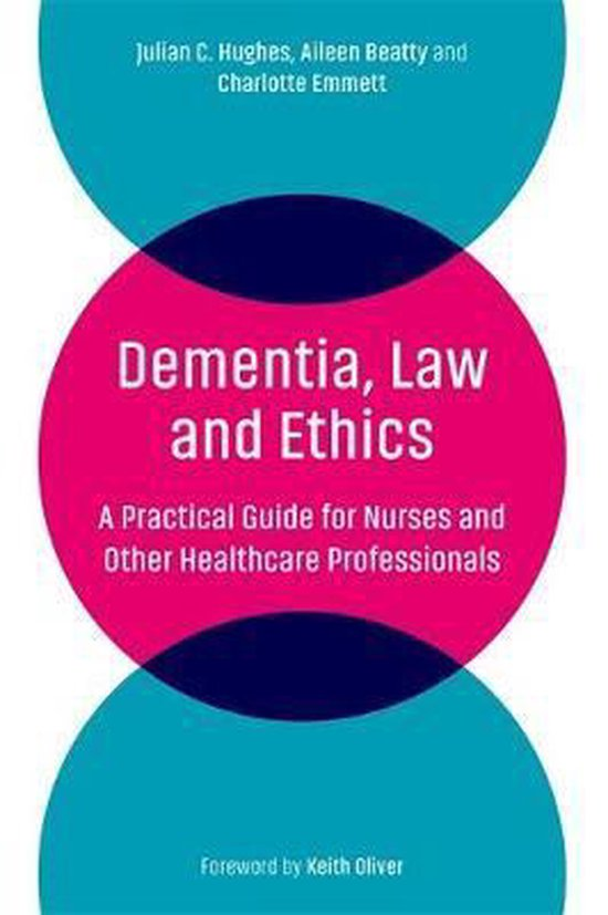 Boek cover Dementia, Law and Ethics van Julian C. Hughes (Paperback)