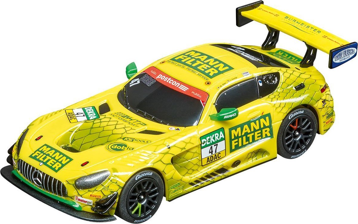 "Carrera Go auto Mercedes-AMG GT3 ""MANN-FILTER Team HTP, No.47"""