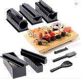 11-delige Sushi Set Inclusief Mes - Sushi Maker - Sushi kit - Sushi maker set