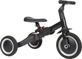 Topmark 4 in1 Driewieler - Loopfiets - Balance Bike - Kaya - Antracite