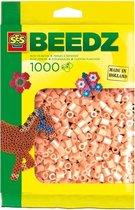 SES Beedz Strijkkralen - 1000 Stuks - beige (00710)