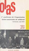 Première conférence de l'organisation latino-américaine de solidarité