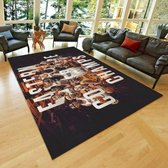 Herms-NBA Cleveland Cavaliers-Vloerkleed -Antislip -150x230 cm