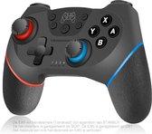Nintendo switch controller - Draadloos en oplaadbaar - Zwart - 600mah geüpgradede versie