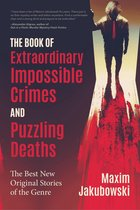 Omslag The Book of Extraordinary Impossible Crimes and Puzzling Deaths