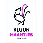 Boek cover Haantjes van Kluun