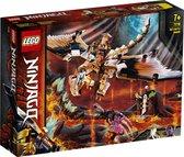 LEGO NINJAGO Wu's Gevechtsdraak - 71718