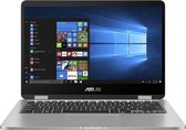 ASUS VivoBook Flip TP401MA-BZ217TS - 2-in-1 laptop - 14 inch - Azerty