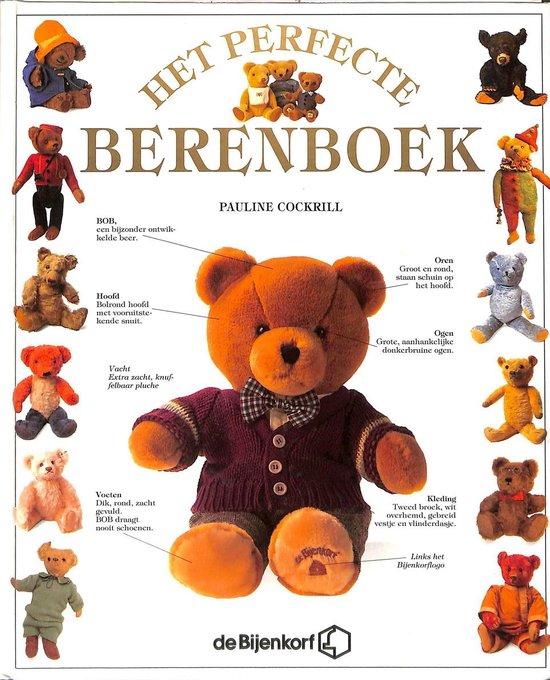 Het perfecte berenboek - P. Cockrill  