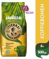Lavazza Tierra Brasile Koffiebonen - 6 x 500 gram