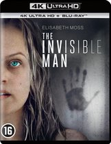 The Invisible Man (4K Ultra-HD Blu-ray)