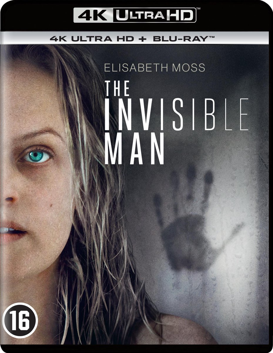 The Invisible Man (4K Ultra-HD Blu-ray)-