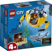 LEGO City 4+ Oceaan Mini-Duikboot - 60263