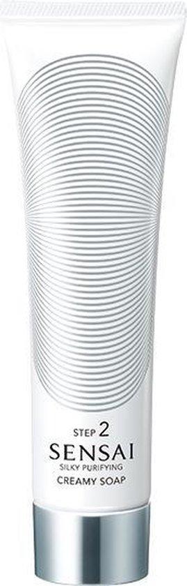Sensai SILKY PURIFYING Crèmezeep 125 ml 1 stuk(s) - Kanebo Sensai