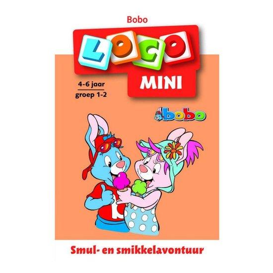 Loco Mini - Bobo Smikkelavontuur 4-6 jaar groep 1-2 - Noordhoff |