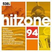 CD cover van 538 Hitzone 94 van Hitzone