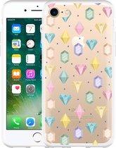 iPhone 7 Hoesje Diamonds