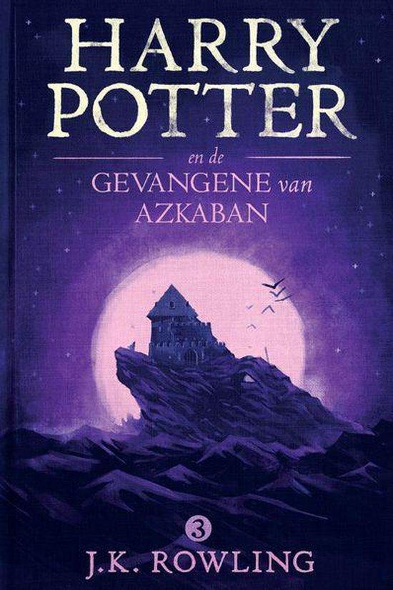 Harry Potter 3 - Harry Potter en de Gevangene van Azkaban - Olly Moss pdf epub