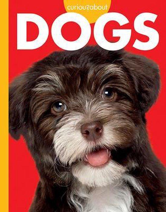 Boek cover Curious about Dogs van M K Osborne (Paperback)