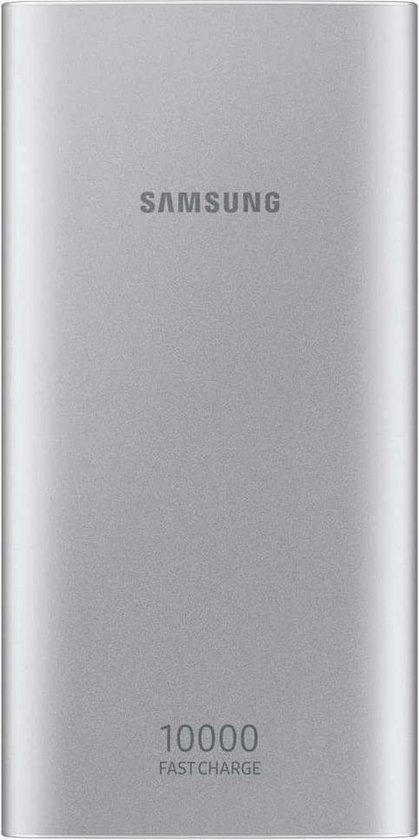 Samsung Powerbank - USB C - 10.000 mAh - Zilver