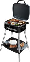 Cecotec Elektrisch staand barbecue - Anti aanbak - Grill - bbq - Barbeque - RVS