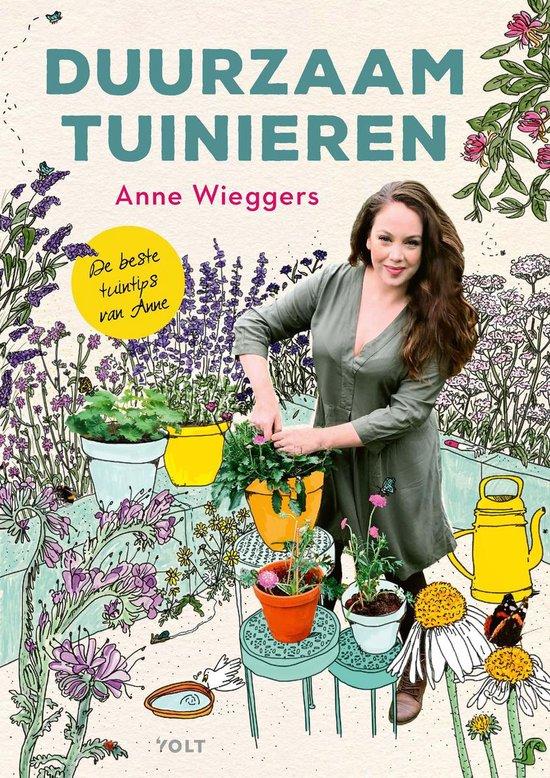 Boek cover Duurzaam tuinieren van Anne Wieggers (Paperback)