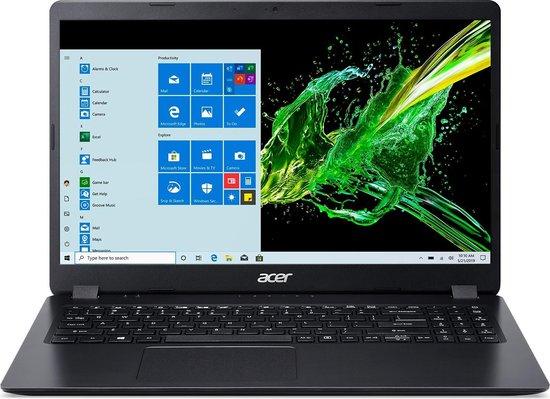 Acer Aspire 3 A315-56-3098 Notebook Zwart 39,6 cm (15.6'') 1920 x 1080...