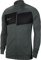 Nike Sportvest - Maat 158  - Unisex - grijs/ zwart