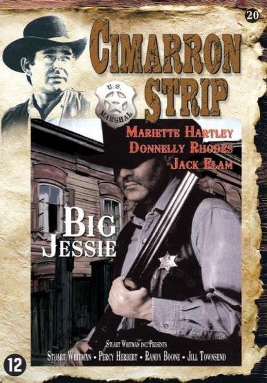 Cover van de film 'Cimarron Strip - Big Jessie'