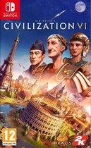 Sid Meier's Civilization VI - Switch (Code in box)