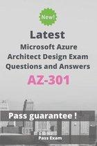 Latest Microsoft Azure Architect Design Exam AZ-301 Questions and Answers