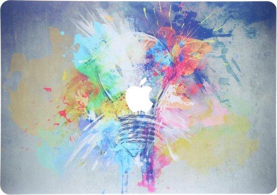 Design Hardshell Cover Macbook Air 13 inch (2008-2017) A1466 - Bright Idea