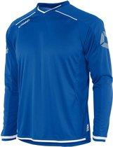 Stanno Futura Shirt l.m. Sportshirt - Blauw - Maat M